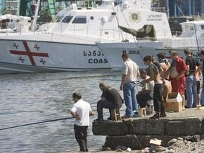 Береговая охрана Грузии задержала четвертое судно в акватории Абхазии