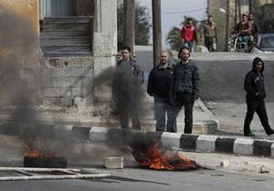В Сирии в результате разгона акции протеста погибли 25 человек