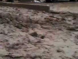 В Крыму два селевых потока перекрыли движение транспорта