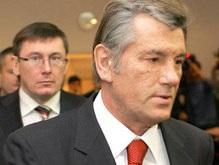 Ющенко сменит руководство ГАИ, если до весны не будет порядка на дорогах