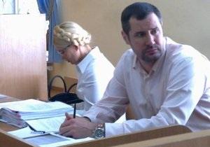 Источник: До 6 сентября Тимошенко приговорят к пяти годам лишения свободы