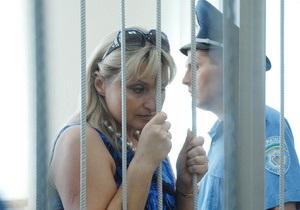 Ирину Луценко не пустили к мужу. Она начала формировать аналог  списка Магнитского