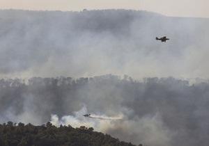 Крупнейший в истории Израиля пожар произошел из-за 14-летнего курильщика кальяна