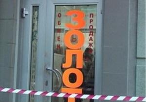 В Харькове двое неизвестных ограбили ювелирный магазин