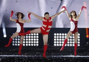 Новый клип Psy: Новый клип Psy за сутки собрал более 13 млн просмотров