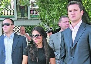 СМИ: Дочь Черновецкого развелась с Супруненко