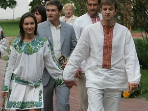 Дочь Ющенко отмечает сегодня день рождения