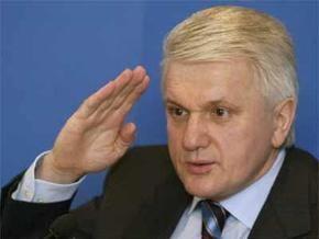 Литвин готов предложить депутатам назначить дату выборов президента на 17 января 2010 года