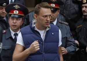 Выборы мэра: Возле Мосгоризбиркома Навального задержали полицейские, извинились и отпустили