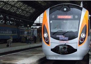 В Полтавской области поезд Hyundai сбил насмерть женщину