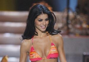 Мисс США-2010 задержали за вождение в нетрезвом виде