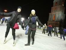 В Киеве на Майдане Незалежности откроют каток