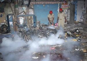 В Индии прогремел двойной теракт. Погибли 20 человек