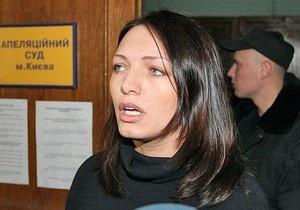 Мирослава Гонгадзе, считает, что ни Тимошенко, ни Янукович не сдвинут дело ее мужа