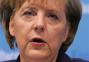 Ангеле Меркель прислали подозрительный пакет. СМИ сообщают о наличии бомбы