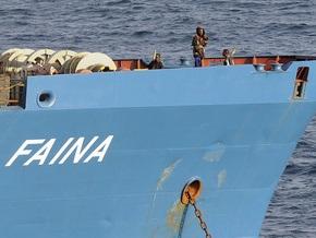 Сомалийские пираты заявили, что скоро освободят Фаину