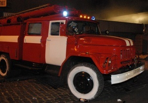 В Харькове и Полтаве эвакуировали десятки человек из-за пожаров в многоэтажных домах