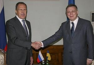 Не для прессы: как Лавров и Кожара встречались в Черновцах