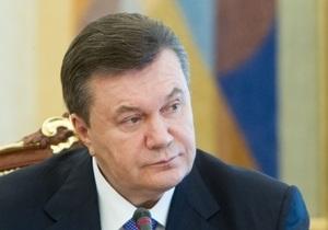 Янукович определится с судьбой нового УПК после оценки международных экспертов