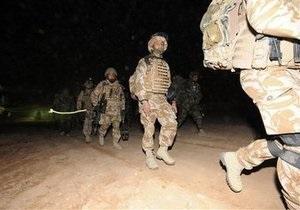 США начали вторую стадию военной операции против талибов