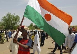 В Нигерии освободили взятого в заложники британца