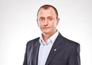 В Киеве ограбили автомобиль народного депутата от Свободы