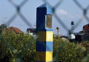 В Луганской области пограничники стреляли в нарушителей: один ранен, четверо сбежали