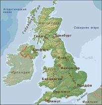 Китайские картографы перенесли в Англию часть Польши и России