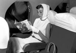 Air France впервые представила коллекцию фотографий именитых пассажиров