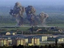 RR: На военной базе в Сенаки прозвучали три взрыва
