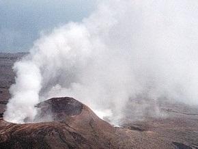 В результате извержения Пика Сарычева над Сахалином начался пеплопад