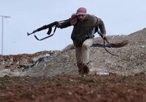 Вчера сирийская армия понесла рекордные потери за день