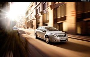 Новые цены на Avensis и Auris в Тойота Центр Киев  ВиДи Автострада
