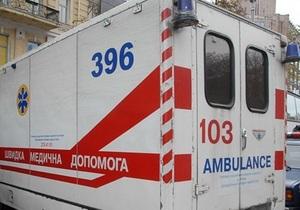 В Киеве мужчину с приступом эпилепсии на ходу выкинули из маршрутки