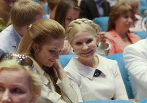 Дочь Тимошенко проведет в Страсбурге встречу с генсеком Совета Европы