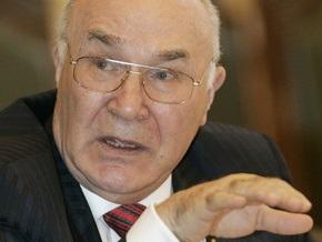В Раде зарегистрирован проект постановления об увольнении Стельмаха