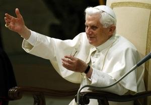 Папа Римский внес личный вклад в борьбу с коррупцией