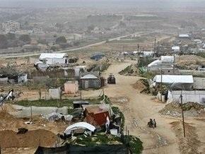 На границе с Палестиной из-за угрозы воздушного налета эвакуирован КПП Рафах