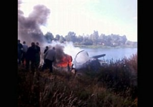 Уточненные данные: На борту Як-42 находилось 45 человек, 43 из них погибли