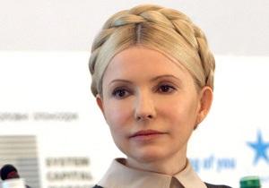 БЮТ: Генпрокуратура не разрешила Тимошенко съездить в Страсбург и Брюссель