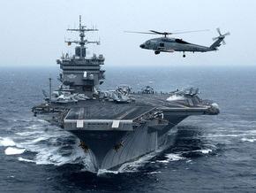 Пентагон отправляет на борьбу с пиратами атомный авианосец