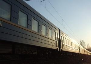 Украинские пограничники сняли с крыши вагона поезда Анапа - Москва российского солдата