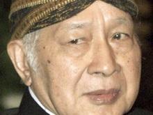 Дело Сухарто не будет доведено до суда