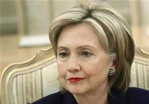 Клинтон признала провал попыток наладить диалог с Тегераном