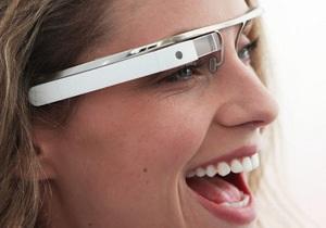 Google покажет разработчикам компьютер от очков Glass уже в январе