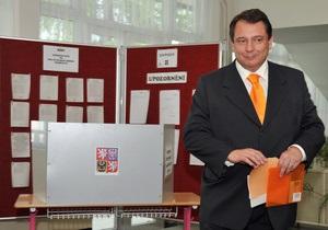 В Чехии проходят парламентские выборы