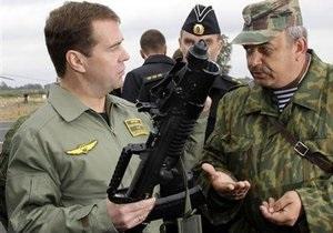 Угроза срыва гособоронзаказа: Медведев намерен разобраться с теми, кто сеет панику