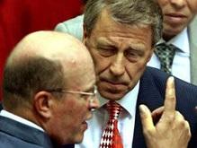 Переговоры БЮТ и НУ-НС перенесли из-за Литвина