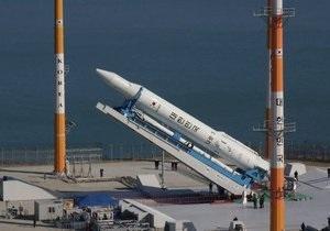 Южная Корея с третьей попытки запустила космическую ракету