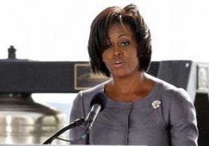 Мишель Обама призывает рестораторов думать о детском ожирении